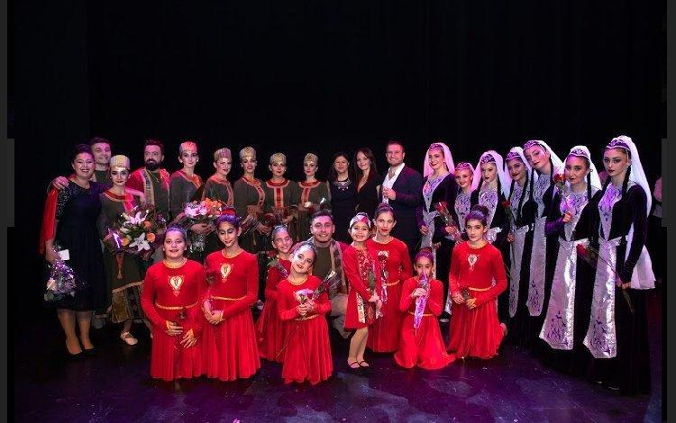 In Sweden, Hamazkayin Dance Troupes Dedicate Annual Show to 90th Anniversary