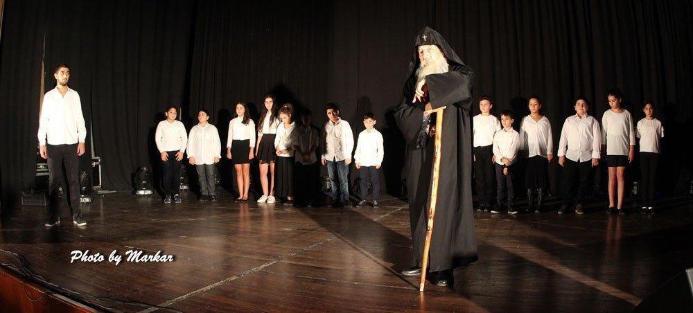 Khrimian Hayrik Play Performed in Lebanon