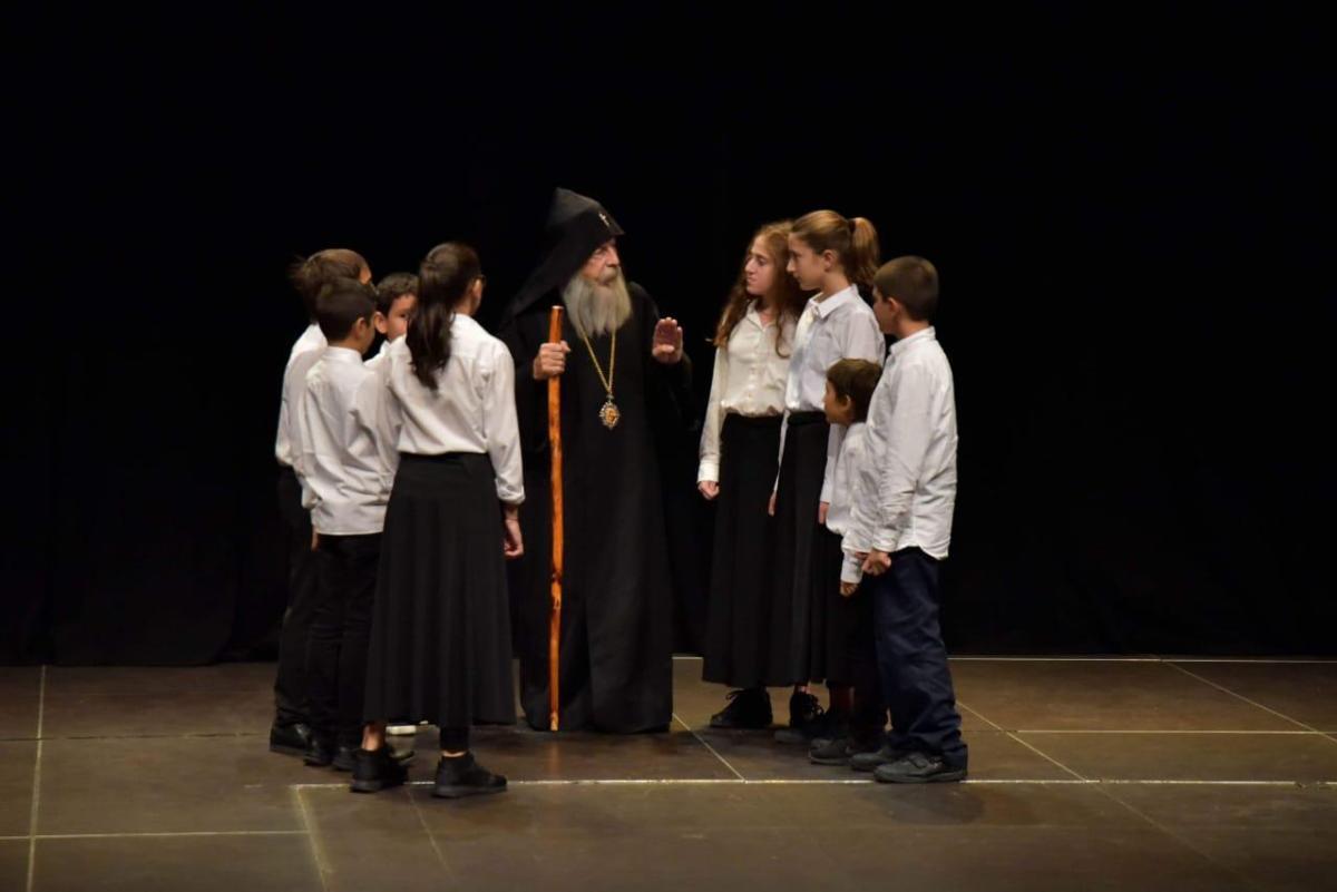 Khrimian Hayrik Speaks to Armenians in Cyprus