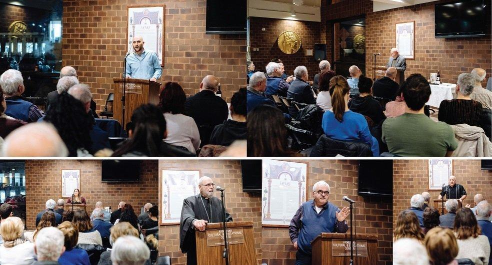 """Letter to Yerevan"" Launched in Watertown"