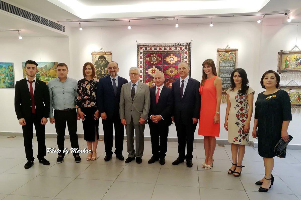 Artsakh Artists Take Lebanon by Storm