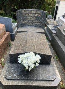 Respects Paid to Memory of Avetis Aharonian in France