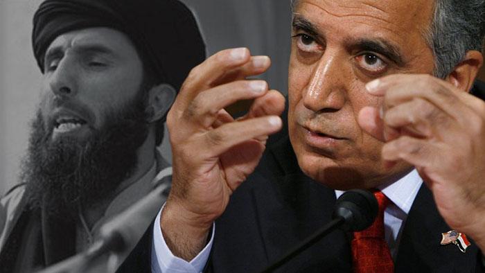 آقای خلیلزاد، مردم و تاریخ شما و گلبدین تان را نمیبخشند!