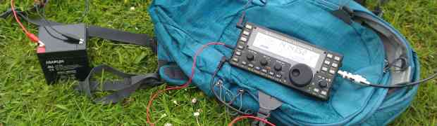 Elecraft KX3 Portable Operation