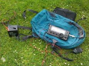 Elecraft KX3 Portable