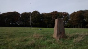 Wendover Woods Trigpoint & Antennas