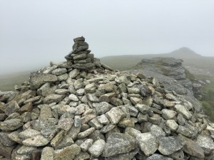 High Willhays Summit Cairn