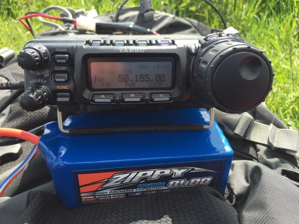 LiFePo4 8400mAh Battery for 50-100w Portable Work