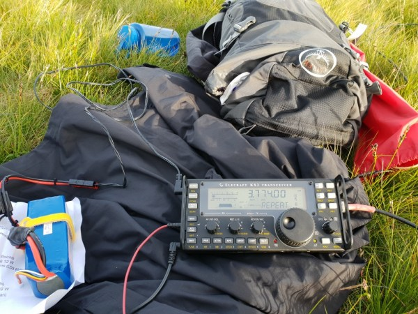 Elecraft KX3 setup for 80m