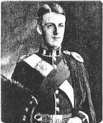 Captain Alistair St John Munro Warrand