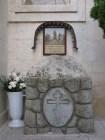 Камень, на котором Св. Иоанн Предтеча произнес первую проповедь