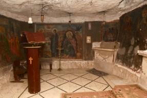 Пещера пророка Илии