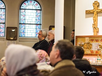 Беседа в храме