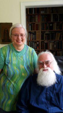 Отец Константин и матушка Елена уже много лет вместе