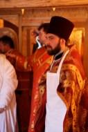 Иерей Дионисий Идавайн. Освящение храма в Шверине