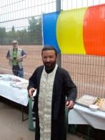 Отец Каллинник, настоятель румынской общины в Гамбурге
