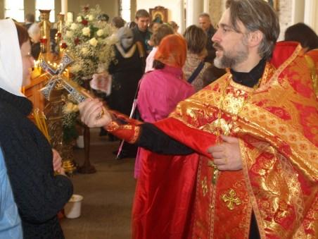 Пасха 2009. Утреннее воскресное богослужение.