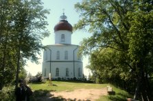Свято-Вознесенский храм на Соловецком острове