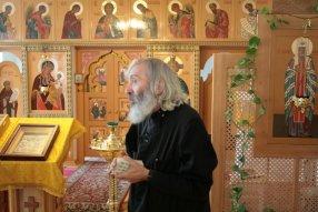 Протоиерей Евгений Соколов
