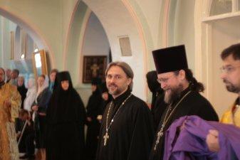 протоиерей Сергий Бабурин