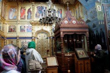 Домовой храм настоятеля в честь Благовещания Пресвятой Богородицы