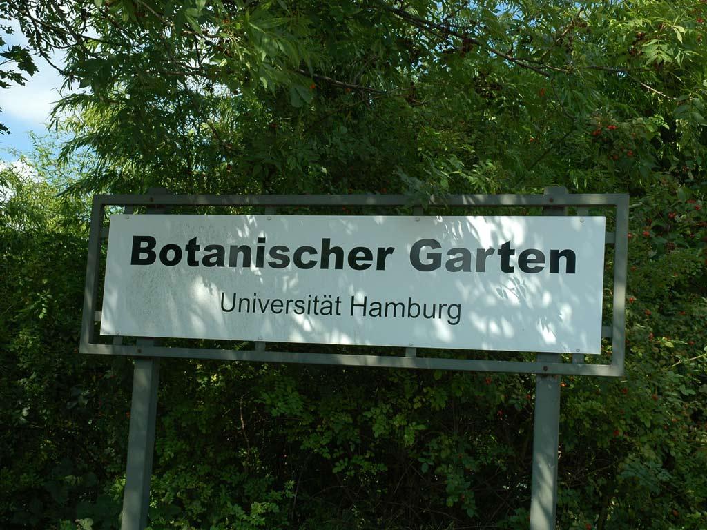Loki Schmidt Garten Öffnungszeiten Bilder Informationen