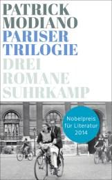 Patrick Modiano: Pariser Trilogie