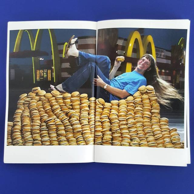 MCNERDS 2 by @michelleguintu, out now zinekong.com