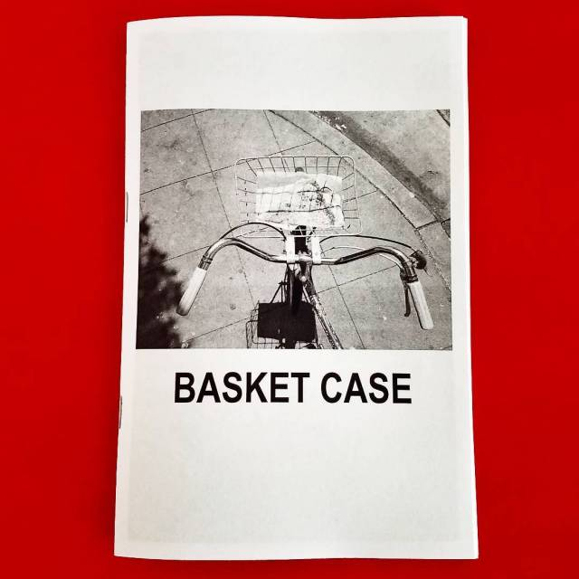 "New zine of the month, all orders this month will come packed with zine kong exclusive ""Basket Case"" by @kappys_corner the creator of @later_dudes. That's right, it's free."