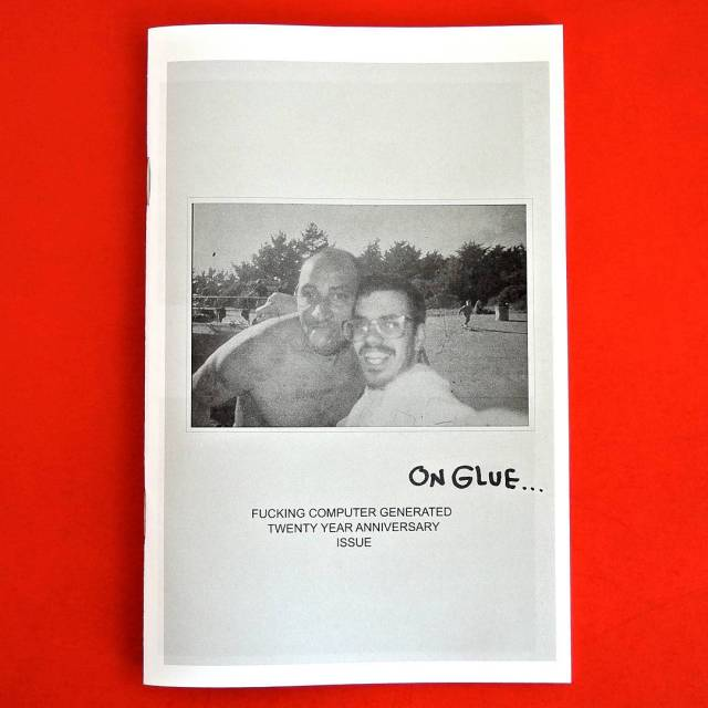 20th Anniversary issue of ON GLUE from @beaveronglue out now
