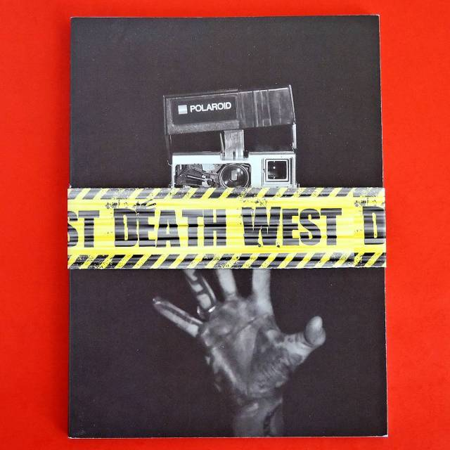 50 page perfect bind from @deathwestfilm now available
