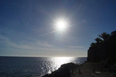 Sonnenuntergang Foto Gran Canaria