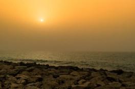 Dubai Sonnenuntergang 2015