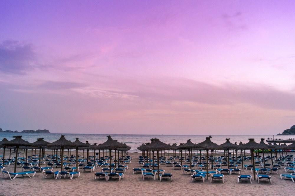 Mallorca Strand Foto der Woche