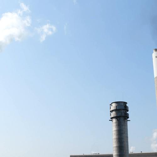 Industrial Smokestacks