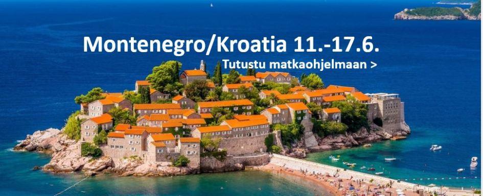 Montenegro-Kroatia