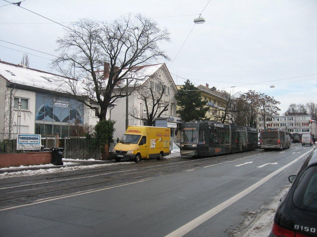 Post behindert Bahn  Blogging