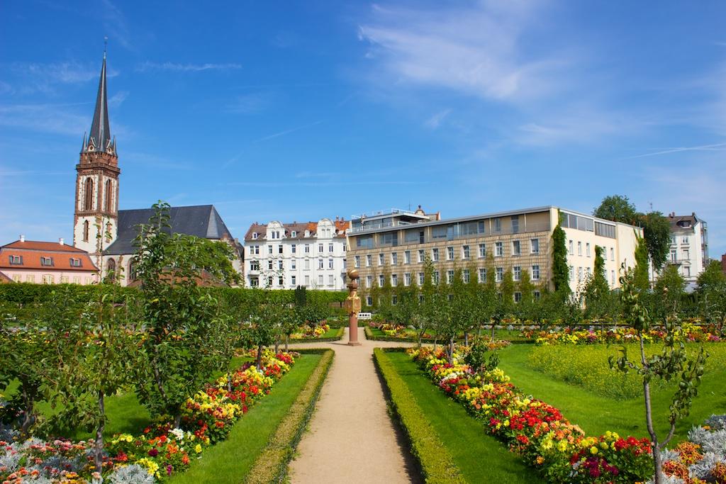 Der Prinz Georg Garten Bilder