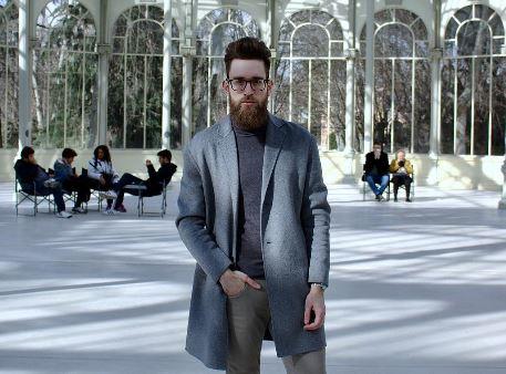 Aarón Fernández – Fashion Blogger masculino