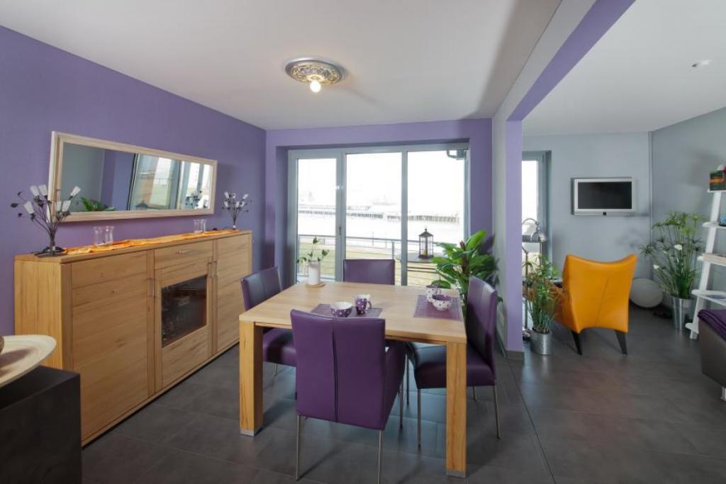 Ferienwohnung Residenz am Yachthafen RY17 mit Seeblick