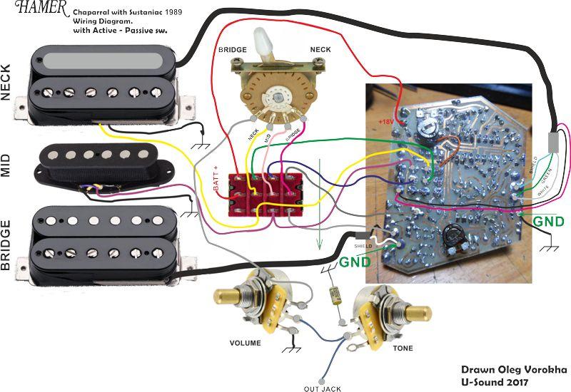 korean guitars sunburst hammer whirlpool refrigerator wiring diagram hamer wiring diagrams #20