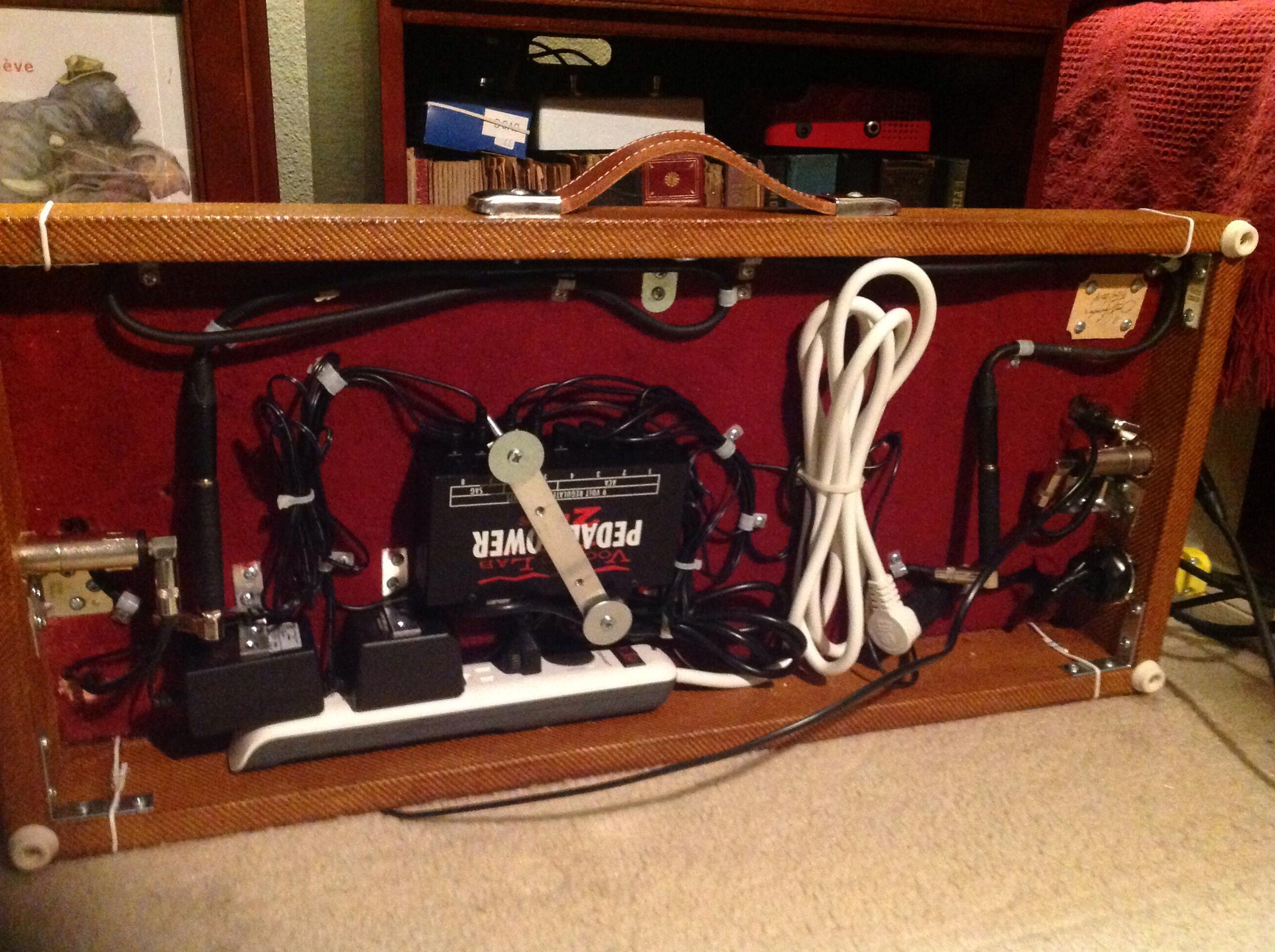 Wiring Up A Pedal Board Hamer Fan Club Messageboard Hamer Fan Club