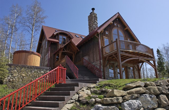Timber Frame Homes Prices  Timber Frame Cost  Hamill Creek