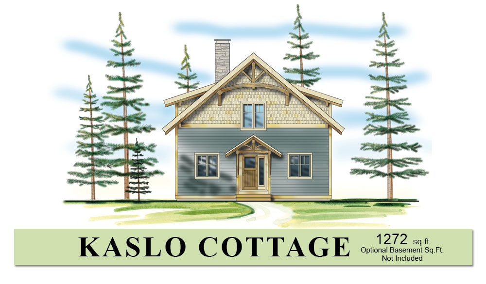 Small Timber Frame House Plans Hamill Creek