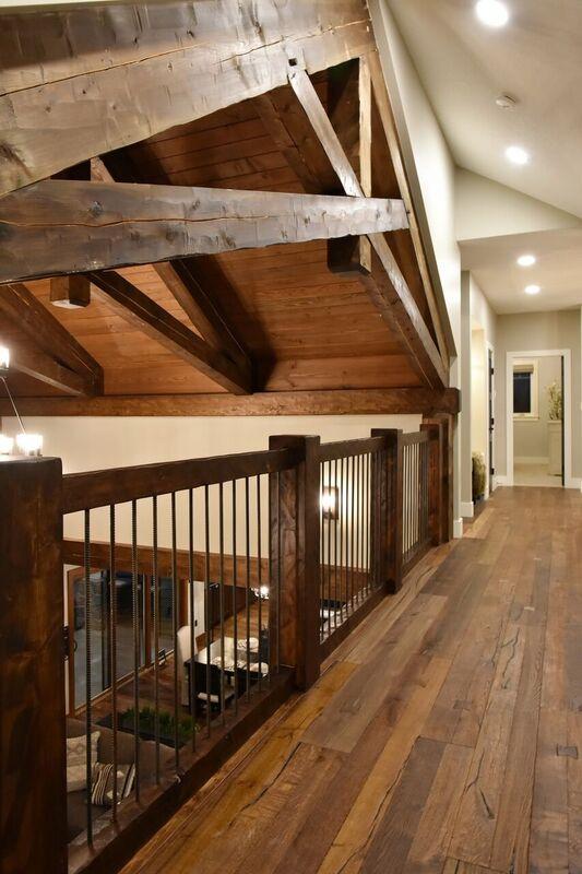 Modern Timber Frame Homes  Hamill Creek Luxury Timber