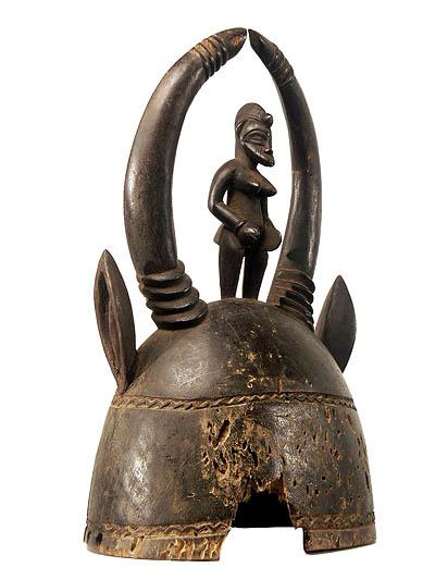 cowries metal strips beads igbo helmet 1 11 5 450