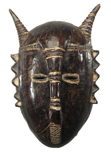 Jimini Djimini Ligbi Mask 2 Ivory Coast