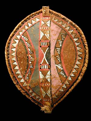 MAASAI SHIELD 15