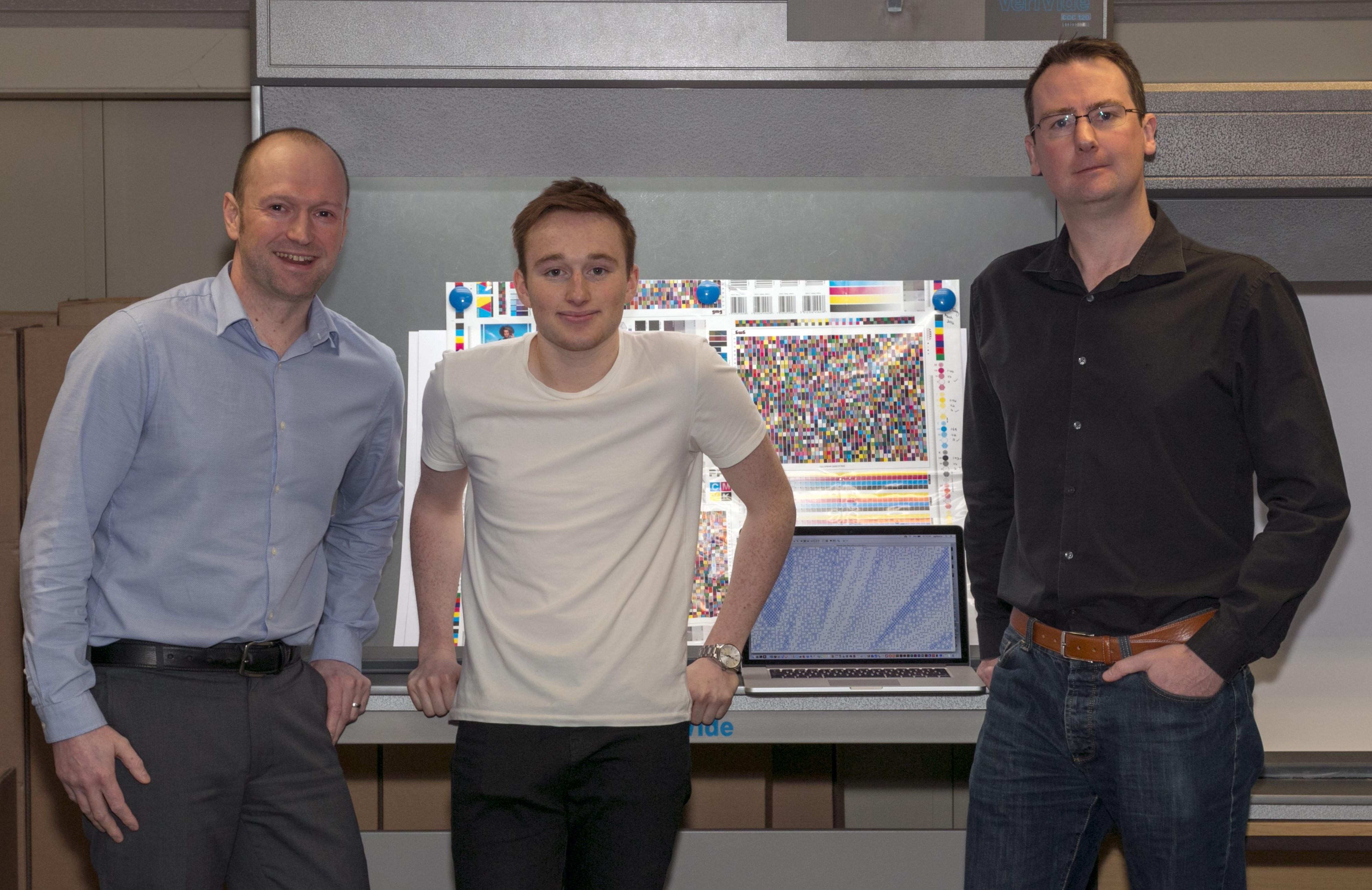 Ostermann Len precision printing plates ltd ppp announced as bellissima