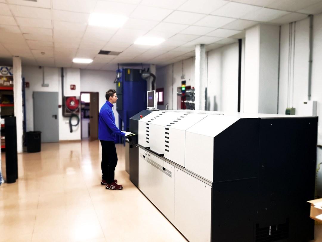 FGS Ultra HD Flexo plate making and printing